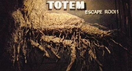 Totem Escape Room  Barcelona